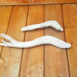 2 Beautiful Pieces of Driftwood from the E…